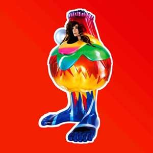 Portada de Volta, de Björk