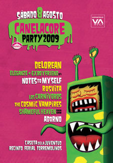 canelacore-party-2009