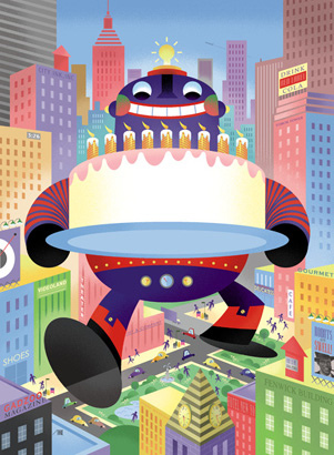 birthday-robot